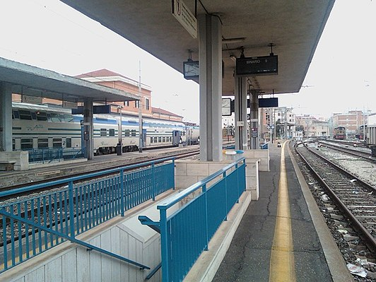 Civitavecchia railway station