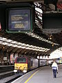 Class 67 67016, Bristol Temple Meads, late running 17.21 to Cardiff, September 2009 P9280004 (9922374106).jpg