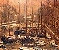 Claude Monet - El Geldersekade de Amsterdam en invierno.jpg