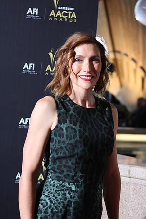 Claudia Karvan - Claudia Karvan at the 2012 AACTA Awards