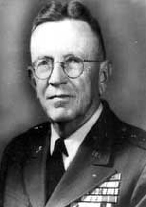 Clayton P. Kerr - Kerr as a major general, circa 1958.
