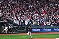 Cleveland Indians 22nd Consecutive Win (36434505454).jpg