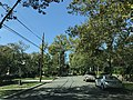 Cleveland Park - Newark St NW looking towards 35th St NW (September 2020).jpg