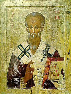 Clement of Ohrid Macedonian scholar and saint