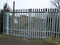 Closed Footbridge - geograph.org.uk - 1175304.jpg