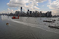 Coast Guard flies above New York Harbor during Enterprise transport 120606-G-NB914-017.jpg