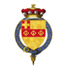 Coat of Arms of Edward Shackleton, Baron Shackleton, KG, AC, OBE, PC, FRS, FRGS.png