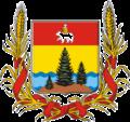 Coat of Arms of Elovsky rayon (Perm krai) (2005).png