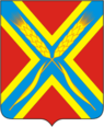 Coat of Arms of Oktyabrsky rayon (Orenburg oblast).png