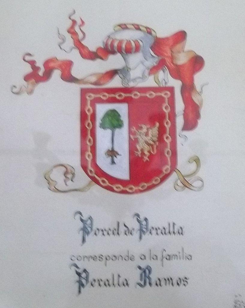 FileCoat Of Arms Peralta Ramos Family
