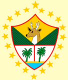 Coat of arms of Suchitepequez.png