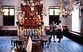 Cochin Kochi India Jewish Synagogue 1960 2.jpg