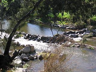 Cockburn River river in Australia