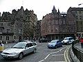 Cockburn Street at Market Street - geograph.org.uk - 1253679.jpg