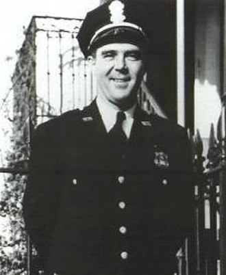 Attempted assassination of Harry S. Truman - White House Policeman Leslie W. Coffelt