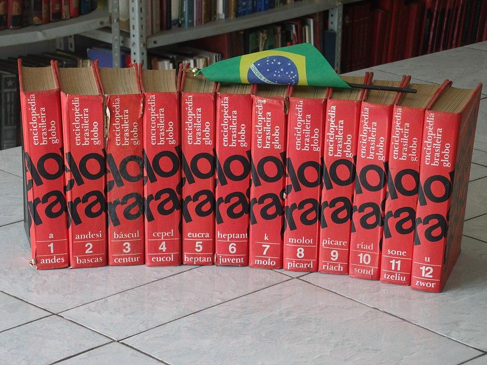 Col Enc Bra Globo 1980