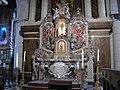Collégiale Notre-Dame de la crypte, autel principal.JPG