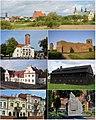 Collage of main sights of Koło.jpg