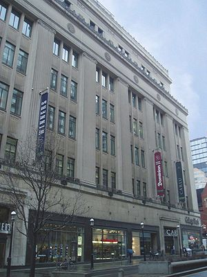 Yonge Street - College Park, located at Yonge and College