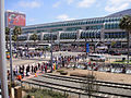 Comic-Con 2010 - crowds file into the convention center (4875047510).jpg