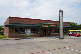 Family Video - Family Video location in Commerce, Texas