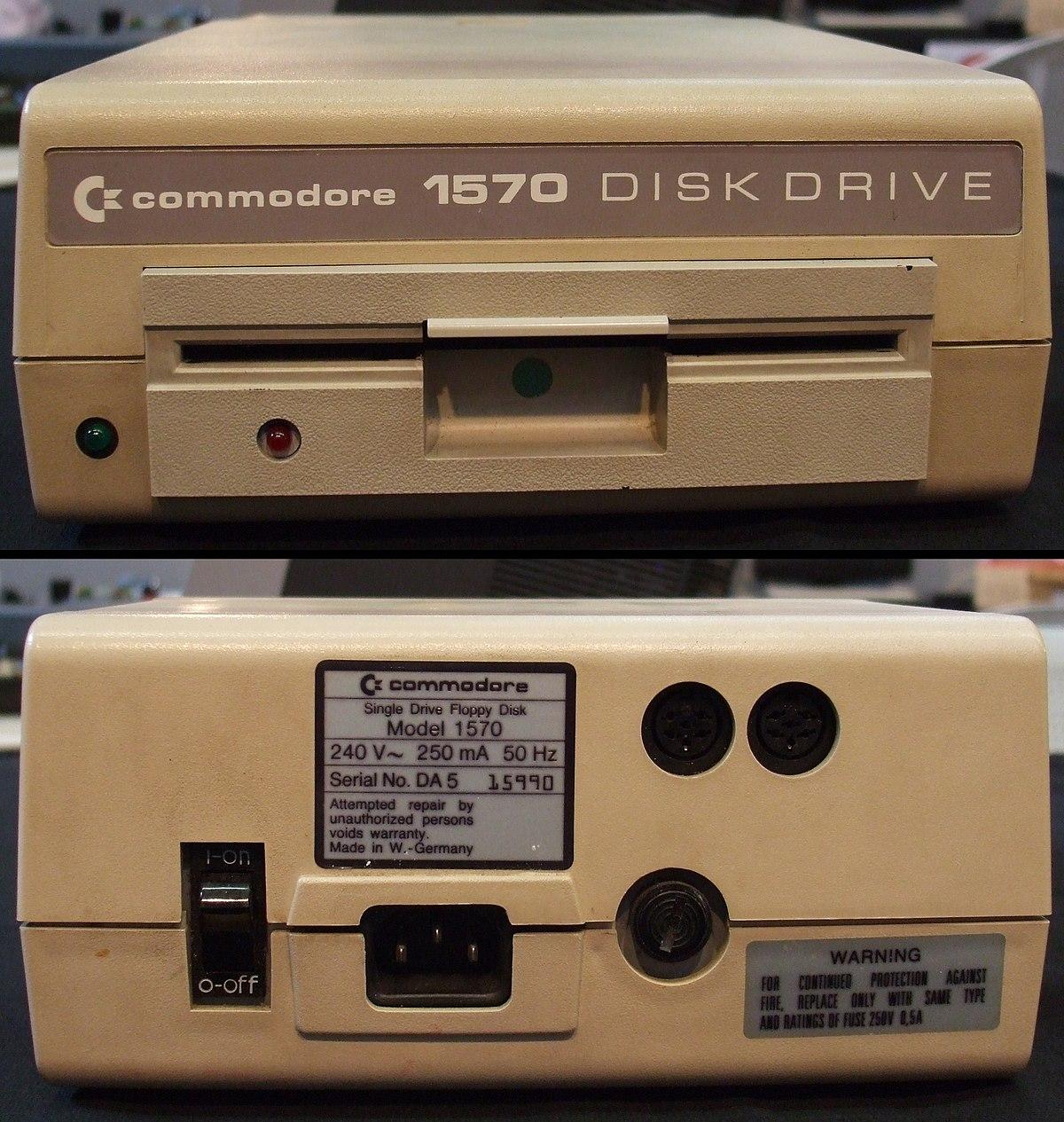 Commodore 1570