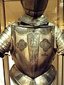 Composite half-armor associated with foot tourneys of Duke Julius of Brunswick-Wolfenbuttel, 1555-1560 - Higgins Armory Museum - DSC05664.JPG