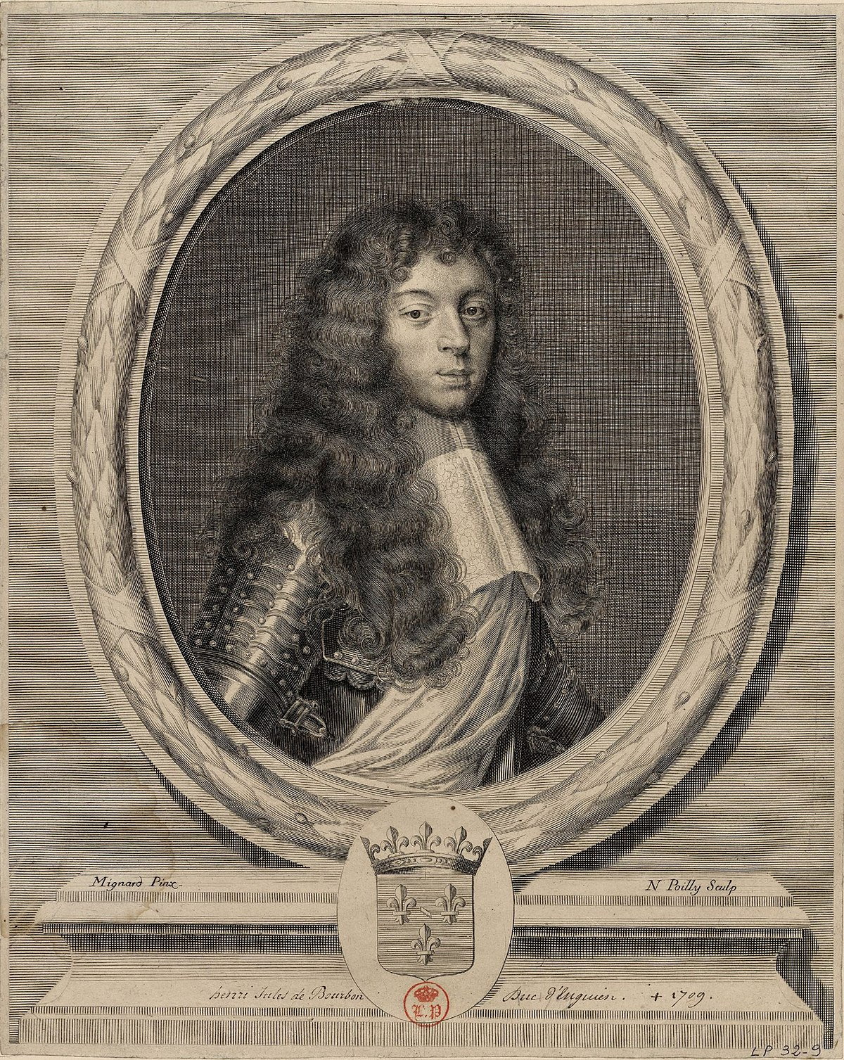Billedresultat for henri jules de bourbon condé