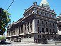 Congreso de la Nación Argentina - Vista sobre Avenida Rivadavia.JPG