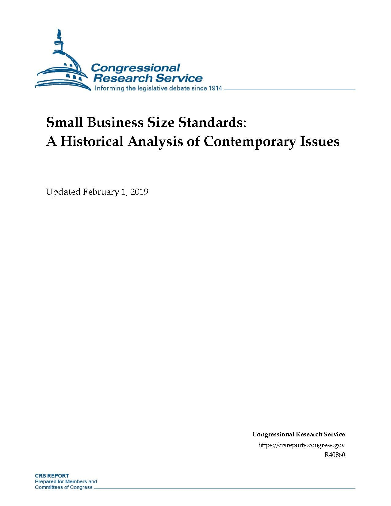 File:Congressional Research Service Report R40860 - Small Business ...