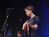 Conor J. O'Brien (Villagers) (Haldern Pop Festival 2013) IMGP4523 smial wp.jpg