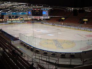Coop Norrbotten Arena - Inside the Coop Norrbotten Arena