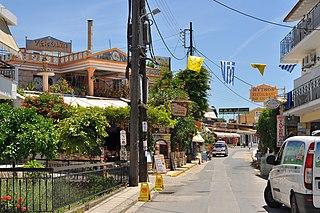 Gouvia Place in Greece