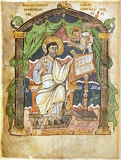 Coronation Gospels (British Library, Cotton MS Tiberius A.ii)