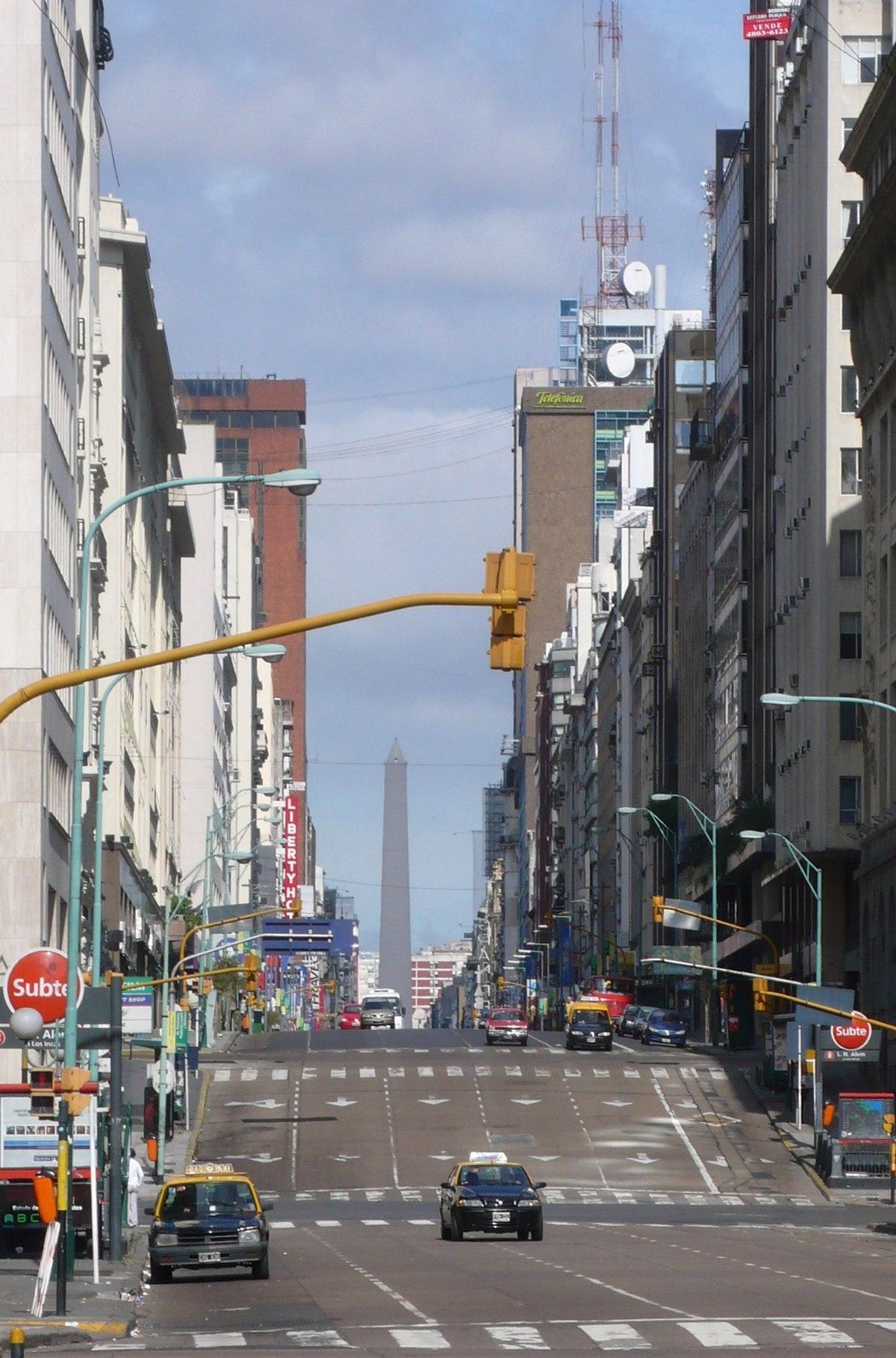 Avenida corrientes wikipedia la enciclopedia libre for Semana del diseno buenos aires