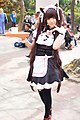 Cosplayer of Chocola, Nekopara at CWT45 20170204a.jpg