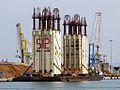 Costa Concordia sponsons, port of Livorno.jpg