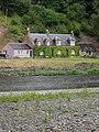 Cottages by Mertoun Bridge - geograph.org.uk - 1411638.jpg