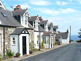 Cottages in Muchalls - geograph.org.uk - 1454644.jpg