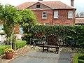 Courtyard, Wymondham Heritage Museum - geograph.org.uk - 1290514.jpg
