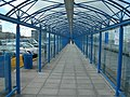 Covered Walkway, London City Airport - geograph.org.uk - 358012.jpg