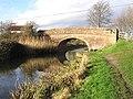 Coxhill bridge, Taunton and Bridgwater canal - geograph.org.uk - 313484.jpg