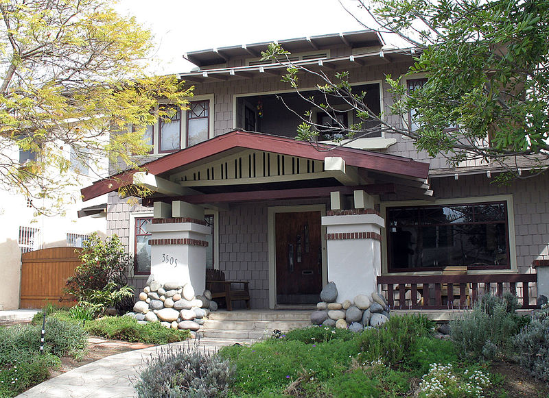 Another craftsman house