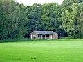 Cricket pavilion, Hyde Heath (geograph 4176806).jpg
