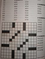 picture relating to Printable Fill in Puzzle identified as Fill-Inside of (puzzle) - Wikipedia