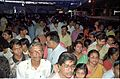 Crowd - Dinosaurs Alive Exhibition - Science City - Calcutta 1995-June-July 370.JPG