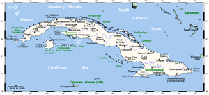 Geography of Cuba - Places in Cuba.