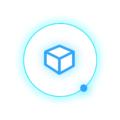 Cubixos logo blue 300.png