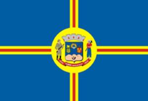 Cunha, São Paulo - Image: Cunha bandeira