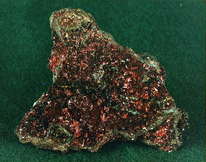 Cuprite - Cuprite from Morenci, Arizona